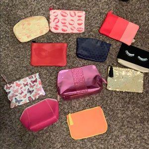 Cosmetic bags 🌟